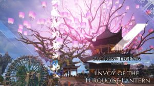 New Swords of Legends Online Game Trailer Showcases Quests in the Ghost Dimension