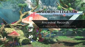 Unlock Your Inner Explorer with the Ancestral Records in Upcoming MMORPG Swords of Legends Online