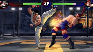 Virtua Fighter 5 Ultimate Showdown Out Now!