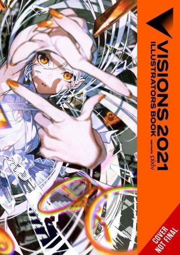 Visions-2021-Art-Book-353x500 Yen Press Announces Five New Series for Future Publication