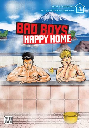 Bad Boys, Happy Home Vol. 1 - Love at First Punch? [Manga]