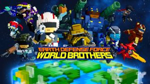 Earth Defense Force: World Brothers - We Are the World