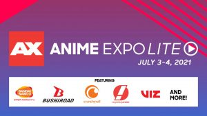 Anime Expo Lite is This Weekend! Check Out the Lineup!