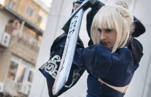 Best Fate/Grand Order Cosplay Online!
