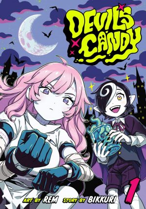 This Isn't The Kind Of World I Brought You Into! – Devil's Candy, Vol. 1 [Manga]