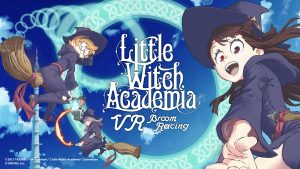Little Witch Academia: VR Broom Racing  - PSVR Review