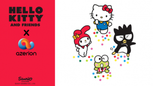 Hello Kitty Pinball Out for Web and Mobile Devices Today!