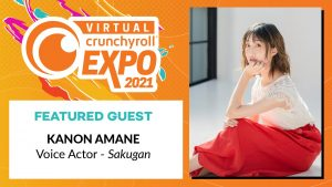 """Virtual Crunchyroll Expo Announces Exciting Guest List, """"SAKUGAN"""" Premiere, and More"""