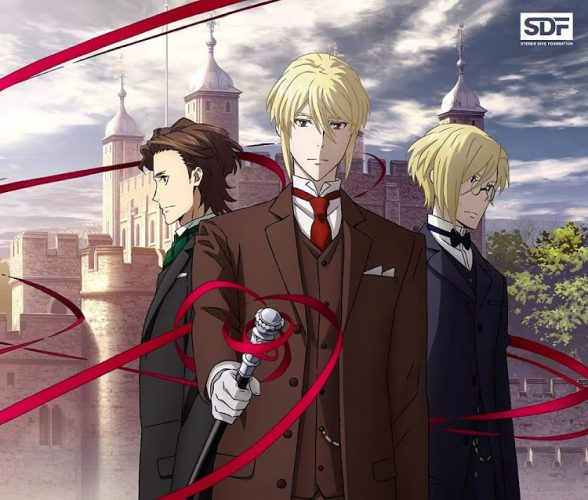 Yuukoku-no-Moriarty-Moriarty-the-Partiot-Mycroft-Holmes-1-588x500 Yuukoku No Moriarty 2nd Cours (Moriarty the Patriot 2nd Cours) Review - Grim, Dark, and Beautiful