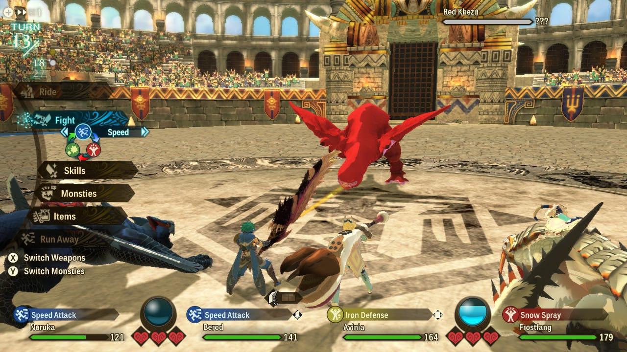 monster-hunter-stories-2-splash Monster Hunter Stories 2: Wings of Ruin - Nintendo Switch Review