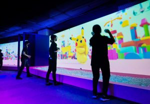 [Pop-up Otaku Hot-Spot] Pokemon Colors - A Digital Art Experience for All Ages!