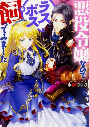 Straightforward and Strong, Just as We Like It–I'm the Villainess, So I'm Taming the Final Boss Vol. 1 [Light Novel]