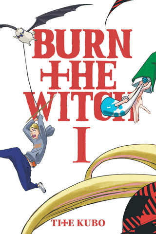 Burn-the-Witch-Wallpaper-1-685x500 Redefining Dragons in Burn the Witch Vol. 1 [Manga]