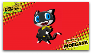 SEGA Adds Morgana from Persona 5 to the Cast of Super Monkey Ball Banana Mania + New Game Trailers!