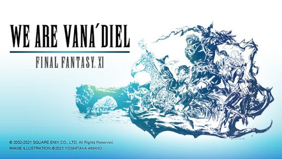 We_Are_Vana_diel_Logo_and_Illustration-560x315 Join Forces with Beastmen and Defend Aht Urhgan In Final Fantasy XI Online's August Update