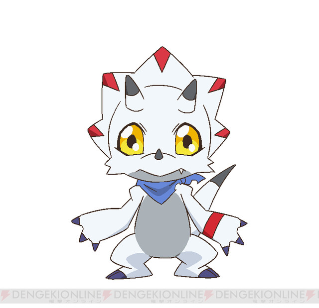"""digimon-ghost-game-kv Fall 2021 Anime """"Digimon Ghost Game"""" Unveiled New Visual!!"""