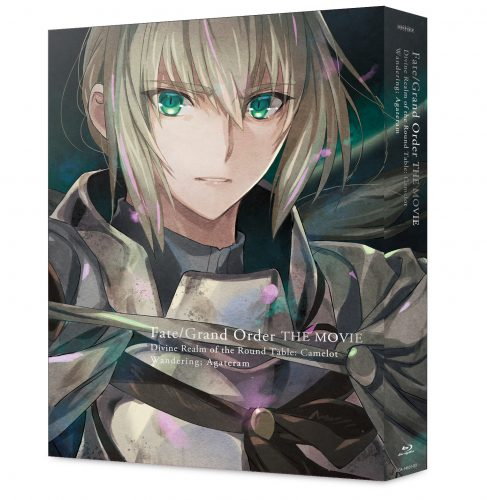 FateGrand-Order-the-Movie-Divine-Realm-of-the-Round-Table-Camelot-Wandering-Agateram-560x307 Aniplex of America Announces Fate/Grand Order THE MOVIE Divine Realm of the Round Table: Camelot Wandering; Agateram Blu-ray and Digital Release