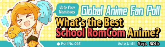 banner-poll-065-vote-en-560x160 [Honey's Anime Fan Poll Results] What's the Best School RomCom Anime?