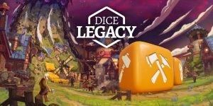 Dice Legacy - Roll the Dice and See Your Luck Flourish... or Falter!