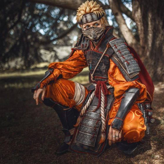 naruto-cosplay-eosandy-instagram-560x560 The Best and Most Unique Naruto Cosplay Online!