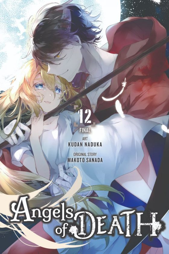 Angels-of-Death-Vol.-12-560x840 Yen Press Announces More Manga and Light Novel Titles for Fall and It Is Spectacular