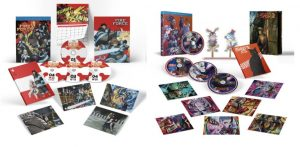 """Funimation's November 2021 Blu-Ray and DVD Highlights Include """"Fire Force,"""" """"Akudama Drive,"""" and """"The Rising of the Shield Hero"""""""