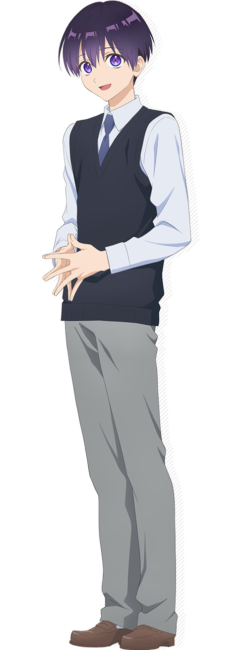 "Kawaii-dake-ja-Nai-Shikimori-san-KV ""Kawaii dake ja Nai Shikimori-san"" Arrives Spring 2022 & Visual, Characters, Cast Unveiled"
