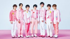 """J-POP Idol Group """"Naniwa Danshi"""" Launch A Dedicated YouTube Channel and Release of New Debut Single"""