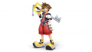 Sora From KINGDOM HEARTS Revealed as the Final DLC Fighter Coming to Super Smash Bros. Ultimate