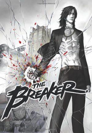 A True Fighter–The Breaker Omnibus Vol. 1 [Manhwa]
