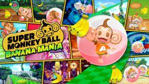 The Banana Ball Rolls Again in Super Monkey Ball Banana Mania!